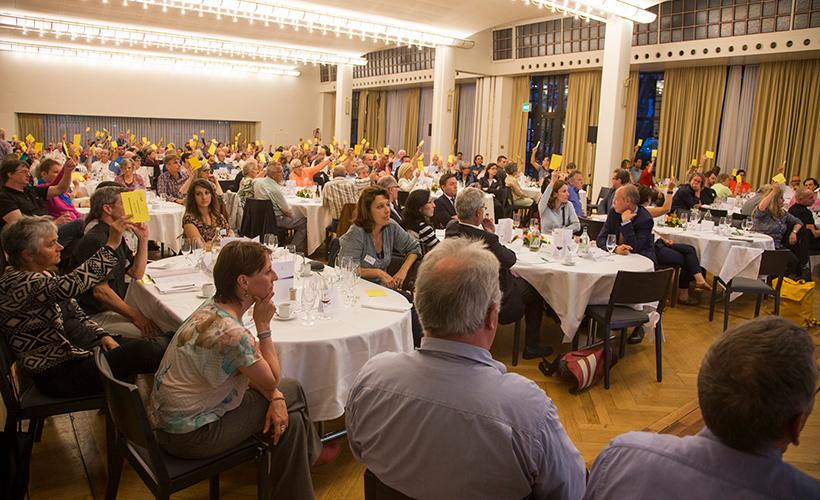 Generalversammlung der SGE