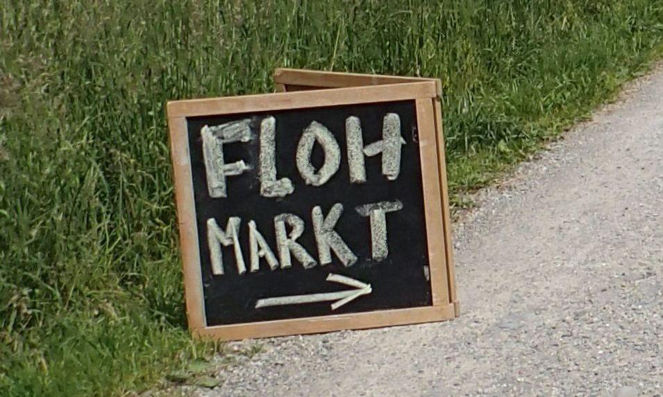 Flohmarkt Letzigraben