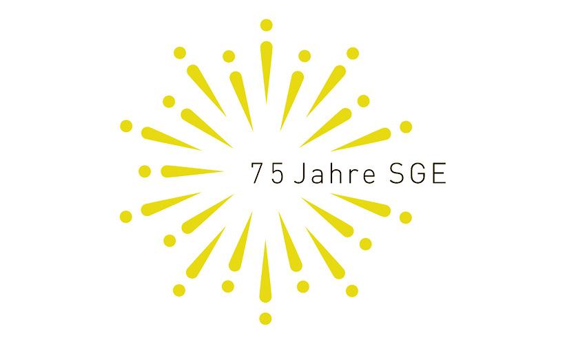 Ein Logo für 75 Jahre SGE