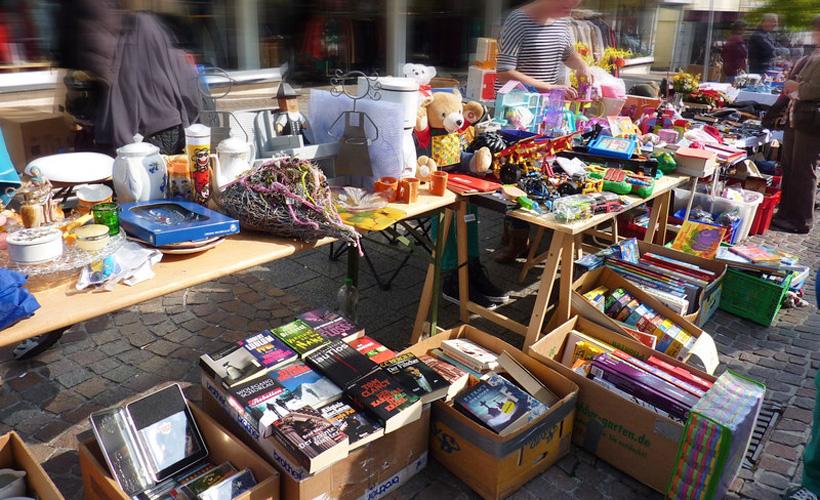 SGE-Flohmarktfest