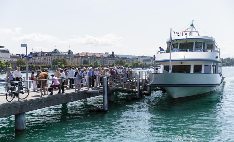4. SGE-Seniorenschifffahrt
